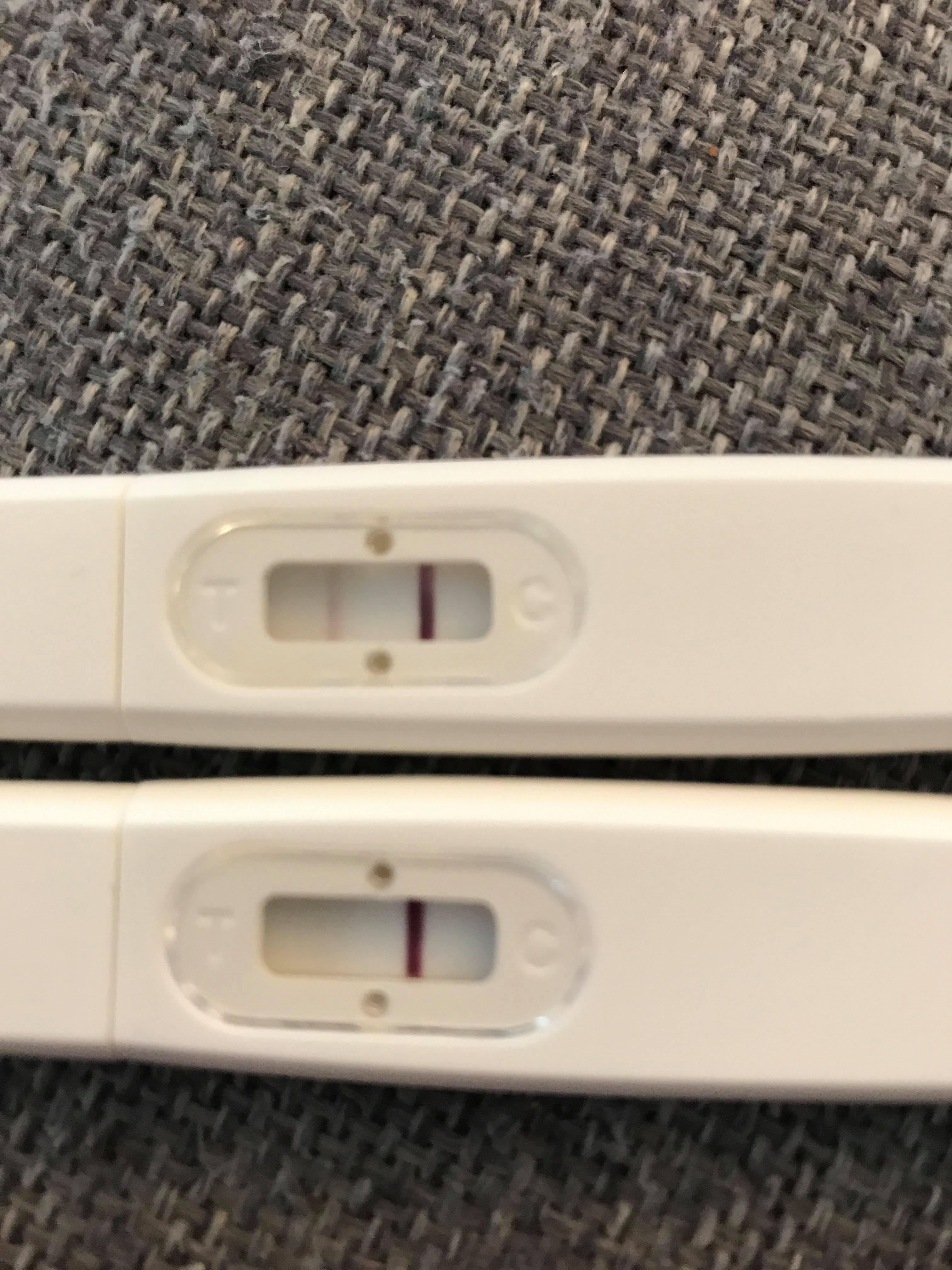 Graviditetstest negativ KROGEFFEKT: GRAVIDITETSTEST